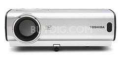 TDP-TW420U Mobile Projector - 4000 ANSI lumens Brightness