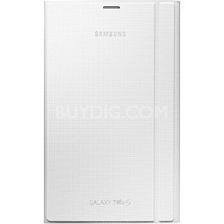 Tab S 8.4 Book Cover - Dazzling White