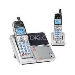5.8GHz Digital Dual Handset Cordless Telephone