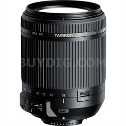 18-200mm Di II VC All-In-One Zoom Lens for Nikon Mount
