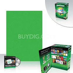 Green Screen Digital Photo Kit