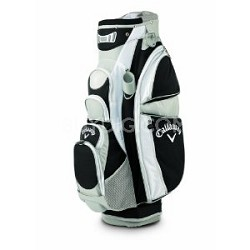 Golf Women's Sport Cart Bag Black/Silver/White 5110040