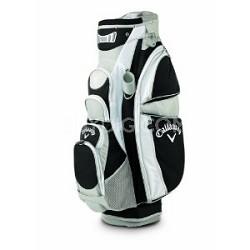 Golf Women's Sport Cart Bag Black/Silver/White 5110040