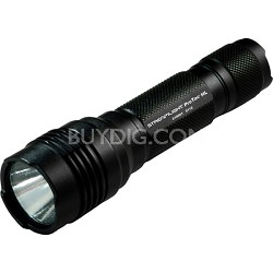 ProTAC HL High Lumen Tactical Flashlight with white LED and Holster