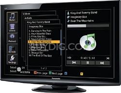"""TC-L37X1 - 37"""" VIERA High-definition LCD TV"""
