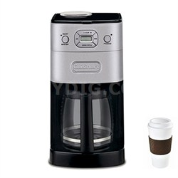 Grind & Brew 12-Cup Automatic Coffee Maker + Copco To Go Cup Bundle