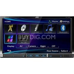 "KWV40BT 7"" Display Multimedia Receiver"