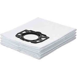 WD Fleece Filter Bags Replacement for WD4, WD5, WD5/P Wet & Dry Vacuums