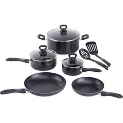 10-piece Nonstick Cookware Set - OPEN BOX