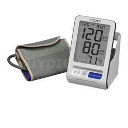 Citizen Digital Arm Blood Pressure Monitor - CH-456