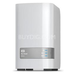 8TB WD My Cloud Mirror Personal Cloud Storage