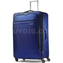 """SoLyte 29"""" Expandable Spinner Upright Suitcase Luggage - True Blue"""