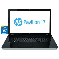 "Pavilion 17.3"" 17-e140us Notebook PC - Intel Core i3-4000M Processor"