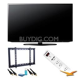 UN40EH5300 40 inch 60hz LED HDTV Value Bundle