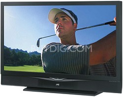 "HD-61Z786 (Black) HD-ILA 61"" HDTV LCoS Rear Projection TV"