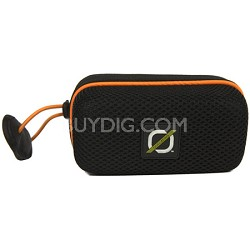 Rock-Out Rechargeable Speakers, Orange