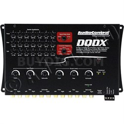 DQDX Digital Signal Processor w/ EQ, Crossover, Signal Delay