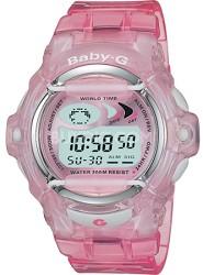BG169-4V - Women's Baby-G Pink Jelly Shock Resistant Sport Watch