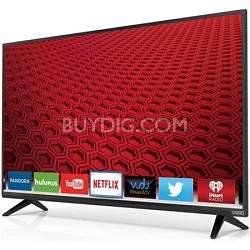 E40-C2 - E-Series 40-Inch 120Hz 1080p Smart LED HDTV