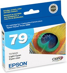 Claria Hi-Definition Ink Cartridge (Light Cyan) for Epson Stylus 1400