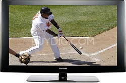 "LN-T4065F - 40"" High Definition 1080p LCD TV"