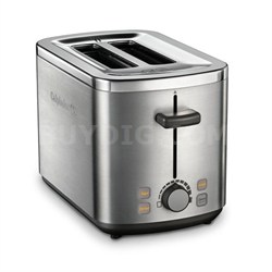 2 Slot Stainless Steel Toaster - 1779206 - OPEN BOX