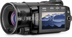 VIXIA HFS10 Flash Memory Camcorder W/ 32GB Internal Drive
