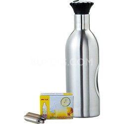 Home Beverage Carbonater Starter Kit