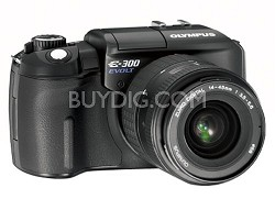 Evolt E-300 Digital SLR (Body Only)