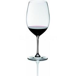 7416/00 Lead Crystal Vinum Buy 3 Get 4 Cabernet Sauvignon Wine Glasses, X-Large