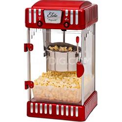 EPM-250  Classic Tabletop Retro-Style 2-1/2-Ounce Kettle Popcorn Popper Machine