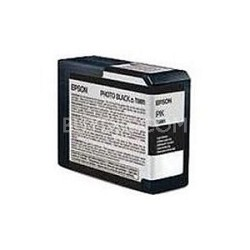 Photo Black UltraChrome K3 Ink Cartridge (80ml) for Stylus 3800