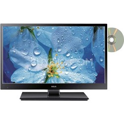 DECG215R - 22-Inch Class LED FULL HDTV/DVD Combo - OPEN BOX