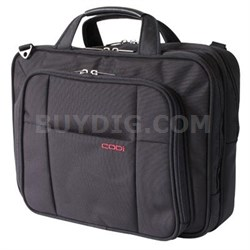 Riserva Briefcase in Black - C8901