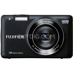 Finepix JX580 Digital Camera (Black) - OPEN BOX