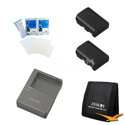 Travel Power Kit for the Canon EOS 5D Mark III, 5D Mark II, 6D,7D & 60D