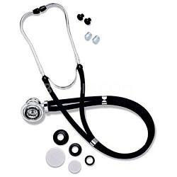 Sprague Rappaport Stethoscope, Black - 416-22-BLK