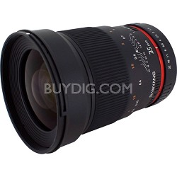 14mm F2.8 IF ED Super Wide-Angle Lens for Nikon AE with Automatic Chip