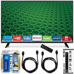 D50-D1 - D-Series 50-Inch Full Array LED Smart TV Accessory Bundle