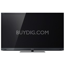 BRAVIA KDL55EX720 55 Inch 3D 1080p 240Hz Smart TV LED LCD HDTV