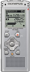 WS-600S Digital Voice Recorder (Silver) REFURBISHED - OPEN BOX
