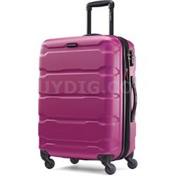 """Omni Hardside Luggage 24"""" Spinner - Radiant Pink (68309-0596)"""