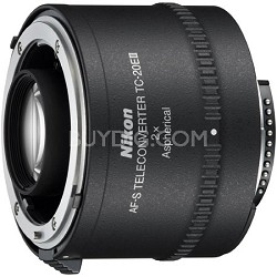AF-S Teleconverter TC-20E III (2189B) - Factory Refurbished