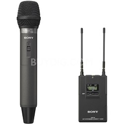 UWPV2/4244 Handheld Microphone TX & Portable RX Wireless System