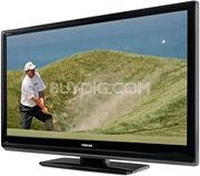 "46RV530U - REGZA 46"" High-definition 1080p LCD TV"