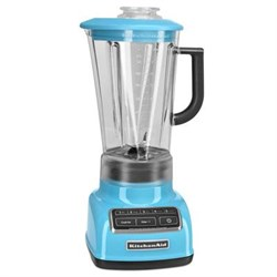 5-Speed Diamond Blender in Crystal Blue - KSB1575CL