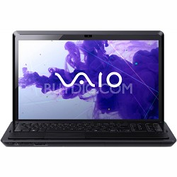 VAIO - VPCF23CGX - 16.4 Inch Laptop Full HD Core i7-2670QM Processor