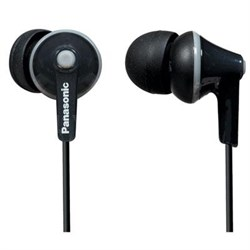 Earbuds Remote Mic Black