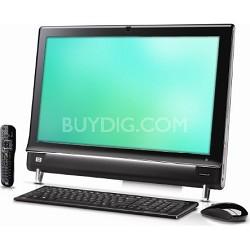 TouchSmart 600-1390 All-In-One Desktop PC Intel Core i7-740QM Processor