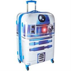 """28"""" Hardside Spinner Suitcase (Star Wars R2D2)"""